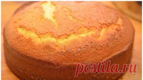 20 рецептов чудесного бисквита