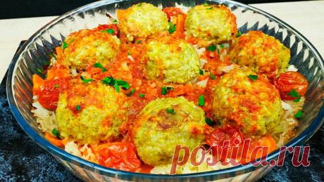 Я просто беру капусту, лук, 300 грамм фарша и готовлю сытный ужин в духовке: делюсь рецептом | Кулинарный Микс | Яндекс Дзен