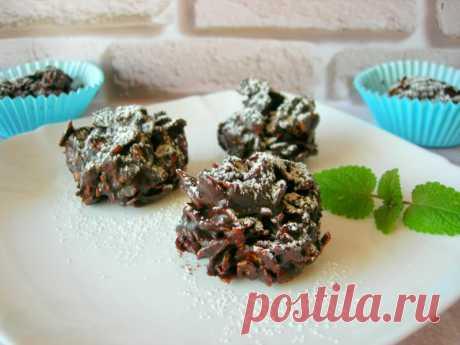Десерт за 10 минут из 2 ингредиентов без выпечки! — Кулинарная книга