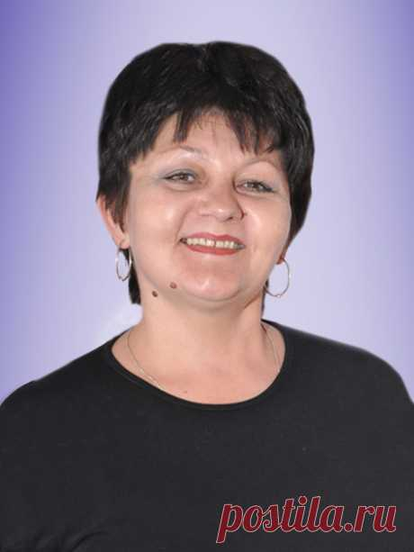 Людмила Стороженко