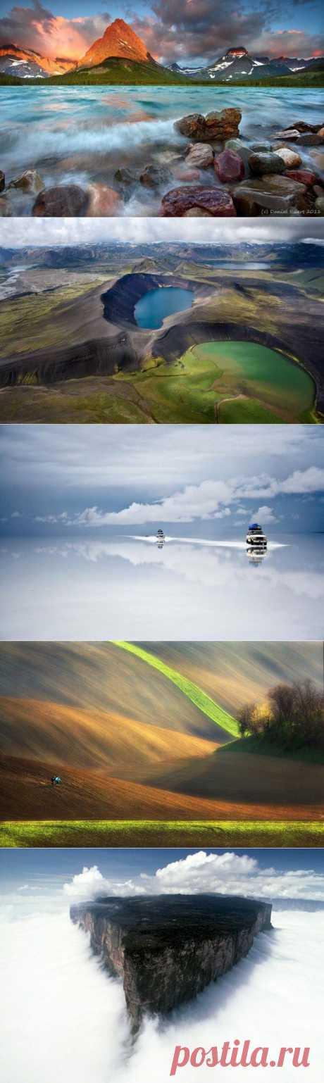(+1) тема - 20 загадочных и удивительных мест на земле | Непутевые заметки