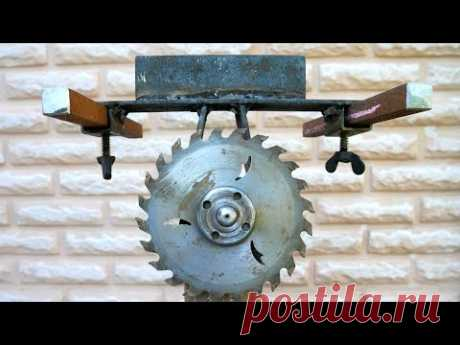 How to make Best Angle Grinder Stand