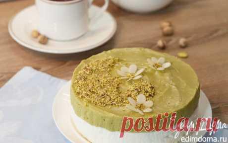 Торт-суфле «Анна-Мария» | Кулинарные рецепты от «Едим дома!»