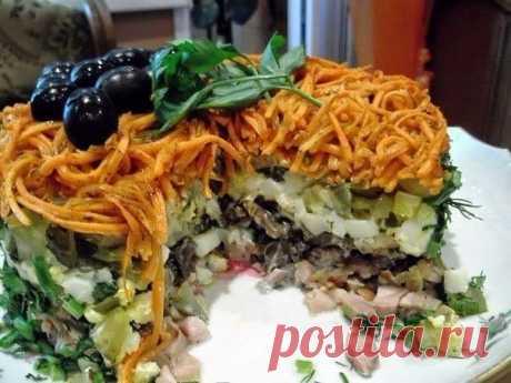 Как приготовить салат «изабелла» - рецепт, ингредиенты и фотографии