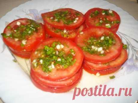 Маринованные помидоры. | Любимые рецепты