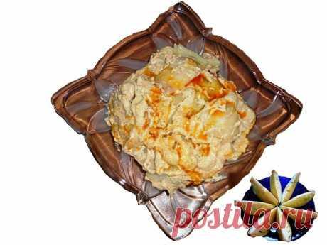 Сациви из Белокочанной Капусты ✧ Грузинская Кухня   Грузинская Кухня от Софии   Яндекс Дзен