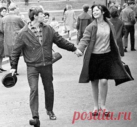 Александр Збруев и одна из его жен, Людмила Савельева
