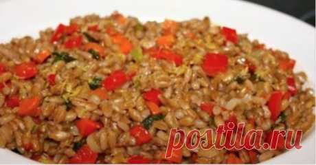 5 recetas de los platos sabrosos y útiles de la cebada perlada