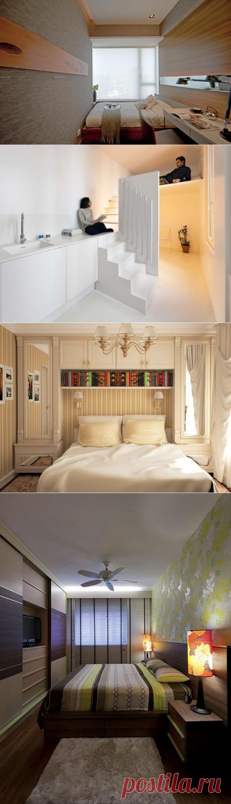 8 секретов правильной спальни — Мой дом