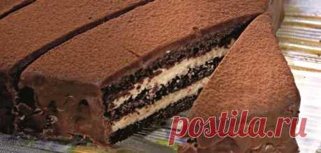 Трюфельный торт без выпечки: вкуснейший десерт на скорую руку | Газета Я