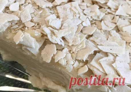 (5) ПП-наполеон - пошаговый рецепт с фото. Автор рецепта Надежда . - Cookpad