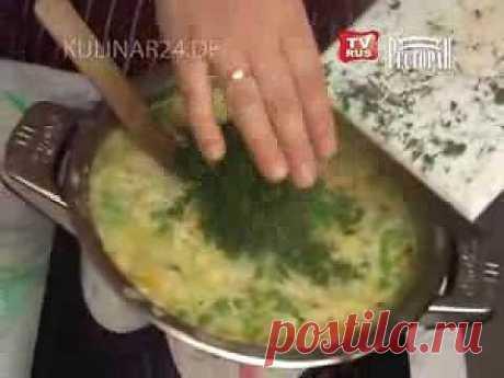 """▶ Суп """"Мяса нет - и не надо"""" Kulinar24TV - YouTube"""