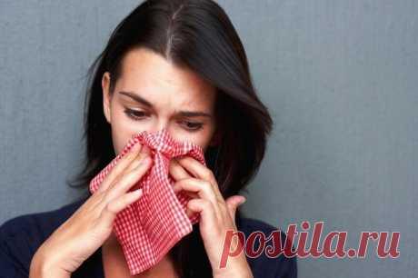 Победить простуду! Лечебный суп и еще несколько полезных рекокомендаций