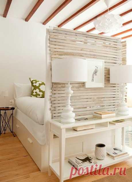 Красивая маленькая квартира — Роскошь и уют