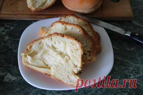Хлеб на сыворотке в духовке рецепт с фото пошагово - 1000.menu
