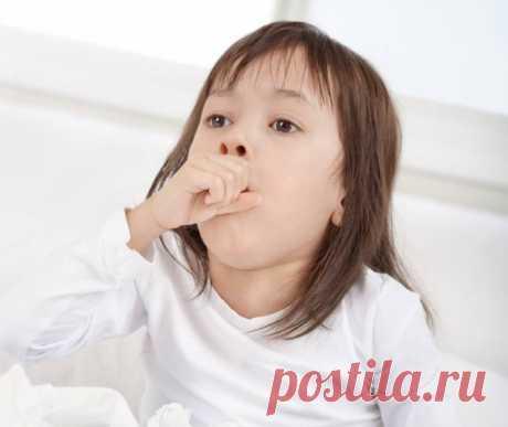 Безопасные рецепты от кашля для детей — Полезные советы