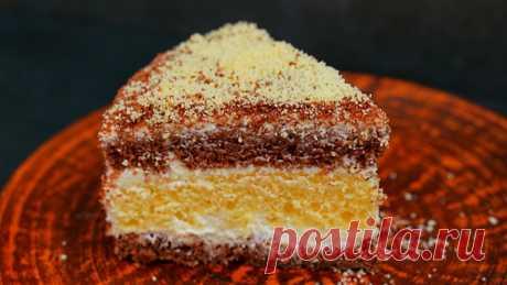 Торт Сметанник – самый простой и очень вкусный домашний торт — Кулинарная книга