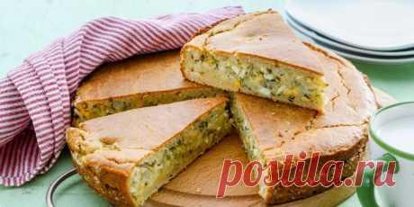 Быстрый пирог с молодой белокочанной капустой : Выпечка : Кулинария : Subscribe.Ru