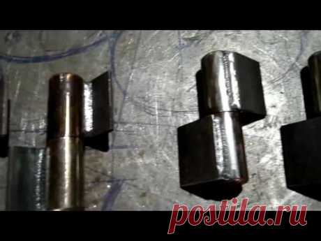 how to weld loops