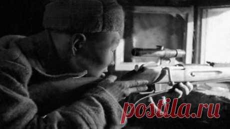 #ГероиБылыхВремен Иван Кульбертинов: как якутский оленевод стал снайпером и за что получил прозвище «Сибирская полночь».