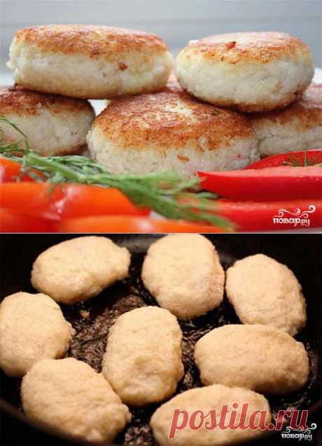 airy and incredibly gentle FISH CUTLETS with a semolina.