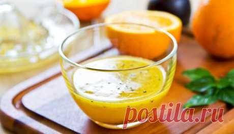 Пятерка лучших заправок для салатов | Вкусные рецепты