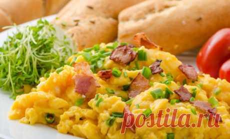 Взбалтываем яйца и делаем вкуснейший завтрак | Краше Всех