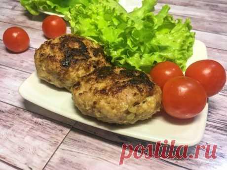Котлеты из фарша и картошки — Sloosh – кулинарные рецепты