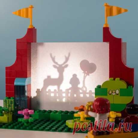Театр теней для детей своими руками. Шаблоны фигурок для печати. — Все для развития ребенка