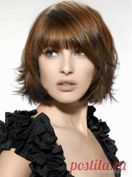 Hairdress for New Year \/ All for the woman