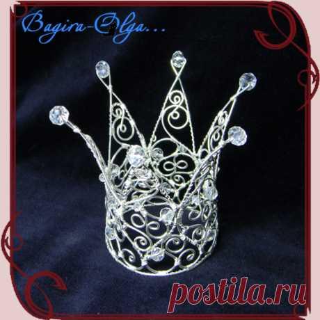 Как сделать корону или кокошник к карнавальному костюму? | Материнство - беременность, роды, питание, воспитание