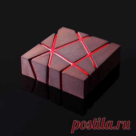 Геометрия, архитектура и десерты – идеальное сочетание!