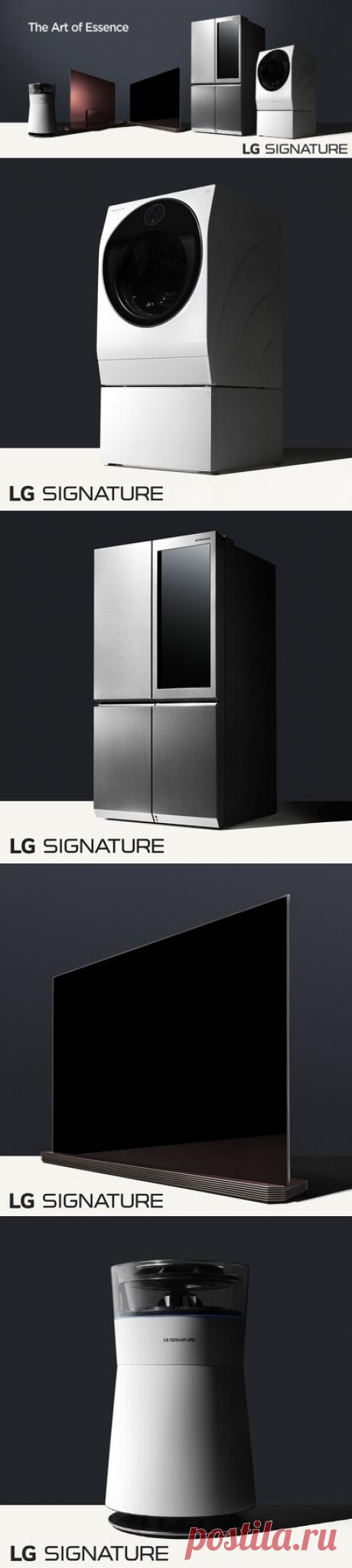 Представлен уникальный телевизор толщиной 2,57 мм и самооткрывающийся холодильник - Hi-Tech Mail.Ru