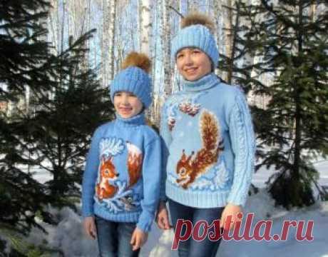 ВЯЗАНИЕ ДЛЯ НОВИЧКОВ спицами и крючком - Knitting & Crochet