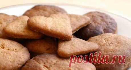 Хрустящее печенье на рассоле