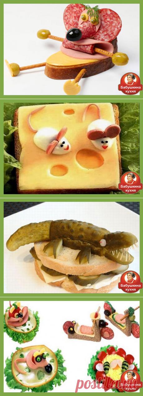 Рецепты бутербродов: топ подборка с фото