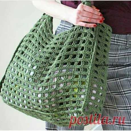 Красивые сумочки на лето крючком 2021