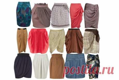 37 способов сшить юбку. Спомощью юбки можно создать самые разные образы— отстрогой бизнес леди доветреной девочки.