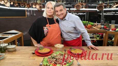 Спасите, я не умею готовить! Турецкий суп от Яны Поплавской :: ТВ Центр - Официальный сайт телекомпании