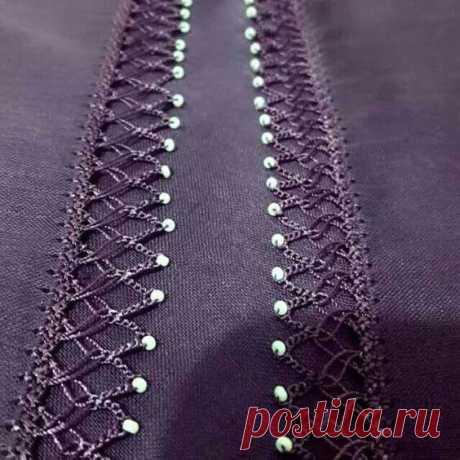 Обвязанный край (подборка) Модная одежда и дизайн интерьера своими руками