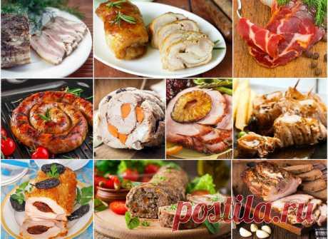 Пасхальное меню: ТОП-10 рецептов лучших мясных блюд с фото