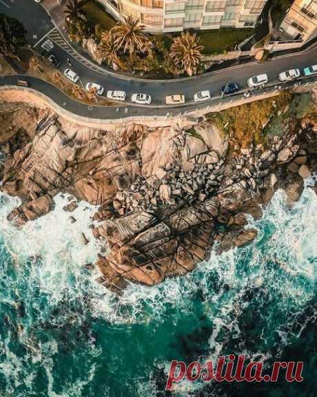 South Africa / Живой лёд глобальных вопросов