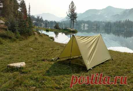 Рассказываю, почему при ночёвке в дикой тайге у палатки не должно быть пришитого дна   Дневники Сибиряка   Яндекс Дзен