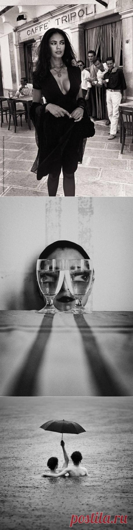 18 потрясающих черно-белых фотографий, в которых скрывается глубокий смысл - Я узнаю