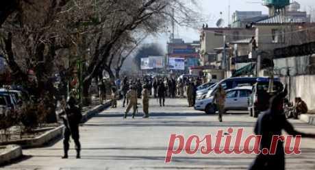 Теракт в Кабуле: Погибли 10 человек