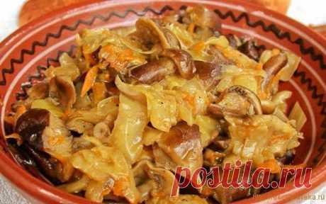 Как приготовить солянка с грибами постная - рецепт, ингридиенты и фотографии