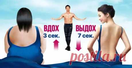 Дыхание для похудения - Со вкусом - медиаплатформа МирТесен