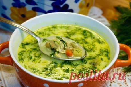 Вкусный суп, который я готовлю, когда у меня совсем мало времени | Мастерская идей | Яндекс Дзен
