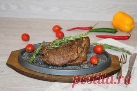 Свиная шейка в мультиварке - пошаговый рецепт с фото на Повар.ру