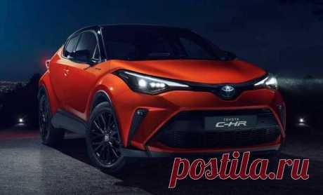 Компактный кроссовер Toyota C-HR 2020 с ценой для России - цена, фото, технические характеристики, авто новинки 2018-2019 года